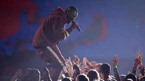 Stormzy Goes For Poo At EMAs, Accidentally Gets Stuck In The Women's Toilet