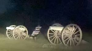 Tourists Spot Chilling 'Human-Sized' Apparitions At Gettysburg Site