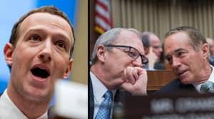People Love Mark Zuckerberg Explaining How The Internet Works To 'Elderly Senators'