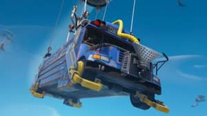 'Fortnite' Players Want To Say 'Thank You' To Battle Bus Driver