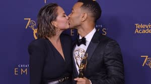 Chrissy Teigen Savagely Trolls John Legend After His EGOT Win