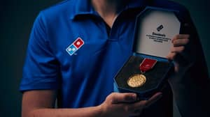 You Can Get Free Domino's For A Year If You're Worthy