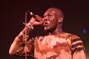 Stormzy's Reaction To Adele Dedicating A Song To Him Is Classic Stormzy