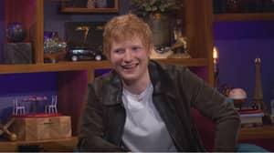 Ed Sheeran Reveals Prank He Keeps Playing On Courteney Cox