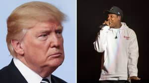 Donald Trump Calls Out Jay-Z On Twitter Over 'S**thole Country' Criticism