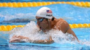 Michael Phelps Is Going To Race A Great White Shark