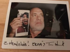 Tom Hanks Proves He's An Utter Legend With Another Gesture To Fan