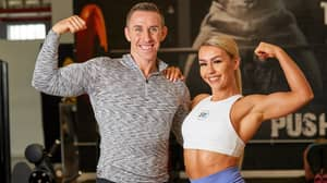 Loved-Up Duo Transform Themselves Into Bodybuilders Thanks To Scheduled Sex Life