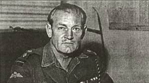 Get Ready To Meet The Greatest British Hero You've Never Heard Of: Mad Jack Churchill