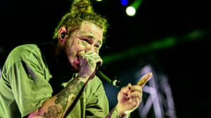 The Box That Haunted Post Malone Is Being Opened On Halloween