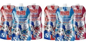 Slush Puppie Pouches Are Here Just In Time For The Heatwave