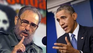 Obama Has Offered A More Nuanced View Of Fidel Castro's Legacy