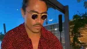 People Divided Over Clip Of Salt Bae Serving Pricey Steak At New London Restaurant