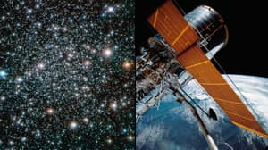 Astronomers Witness Beginning Of Time With Space Telescope