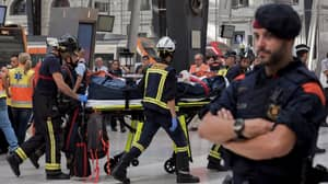 Barcelona Train Crash Leaves 50 Injured