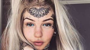 Woman Who Had Eyeballs Tattooed Claims Willpower Stopped Her Going Blind