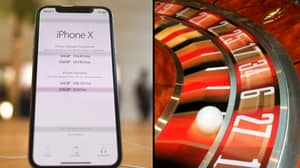 Man Gambles Away iPhone X Money While Queuing Outside Apple Store