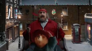 The New M&S 'Paddington' Christmas Advert Is A Bit Of A Heart-Warmer