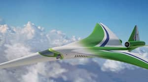 NASA Has Started Building 'Son Of Concorde' Supersonic Jet