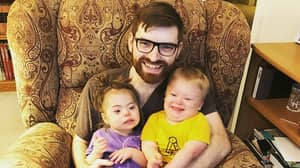Couple Whose Daughter Was Born With Down's Syndrome Adopt Another Child With The Condition