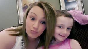 Mum Horrified After Daughter Chops Off Her Own Fringe