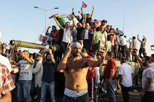 UPDATE: 3,000 Detained And 265 Dead In Turkey As The Government Says The Coup Has Failed