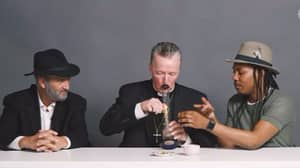 A Rabbi, Priest And Atheist Smoke Weed And Talk About Life Questions They Presumably Already Have The Answer To
