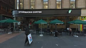 Starbucks' Staff 'Force Homeless Man To Leave'