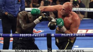 Tyson Fury's Cutman Responds To Glove Tampering Conspiracy Theory
