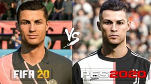PES 2020 Vs FIFA 20: The Reviews So Far...Which Is Best?