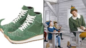 You Can Now Buy Designer 'Elf Shoes' This Christmas