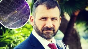 Russian Billionaire Shocks Business Conference By Showering Them With More Than £15,000
