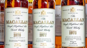 Son Is Selling 28 Years' Worth Of Birthday Whisky From Dad To Buy First House