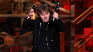 Lewis Capaldi Hits Back After Being Shamed For Boozy On-Stage BRITs Appearances