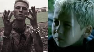 People Are Now Saying Machine Gun Kelly Is Actually Stan's Younger Brother