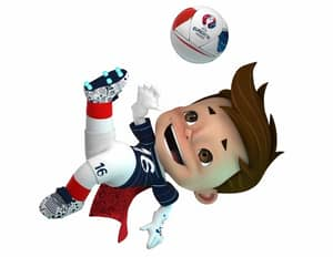 The Euro 2016 Mascot Unfortunately Shares His Name With A Ridiculous Sex Toy