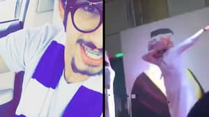 A Saudi Singer Is Being Investigated, Wait For It, For Dabbing