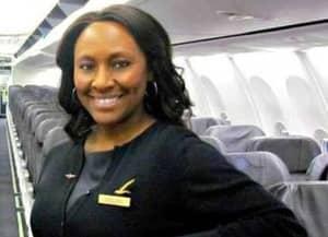 Air Stewardess Hailed A Hero After Saving Girl From Human Trafficking