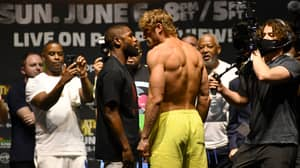 Former Boxing World Champion Bets $50,000 Logan Paul Will Knockout Floyd Mayweather Jr.