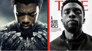 ​Black Panther Smashes Another Movie Milestone As It's The First Marvel Film On TIME's Cover