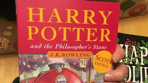 A Scottish Version Of 'Harry Potter and The Philosopher's Stane' Exists And It's Incredible