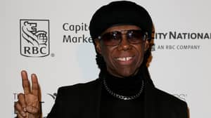 Nile Rodgers Has Eleven TVs On 24/7 At His Home