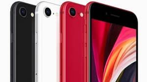 Apple Reveals Its Second Generation iPhone SE