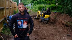 Brother Of David Spencer Who Disappeared 25 Years Ago Digs For Remains After Tip-Off