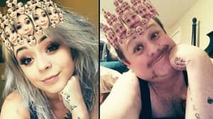 DadLAD Who Recreates Daughter's Selfies Has Double The Amount Of Followers As Her
