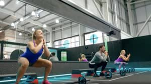 Queues As Indoor Gyms And Pools Reopen In England