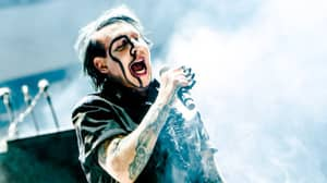 Marilyn Manson Collapses During Houston Concert