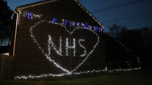 Thank You To The NHS Staff Working On Christmas Day This Year