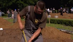 Competitive Grave-Digging Is An Actual Sport