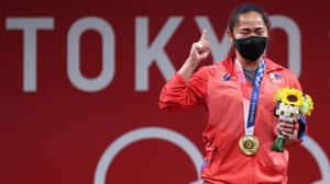 Filipino Weightlifter Receives Spectacular Gifts After Winning Nation's First Olympic Gold Medal